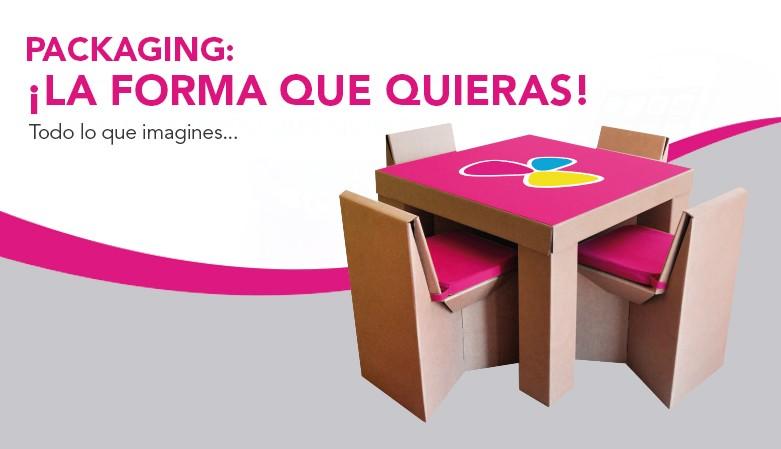 Oferta packaging