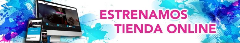 ESTRENAMOS TIENDA ONLINE