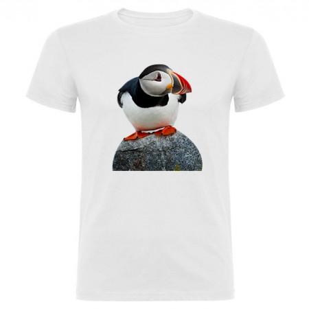 Camiseta blanca imagen pequeña (Con Tu Foto)